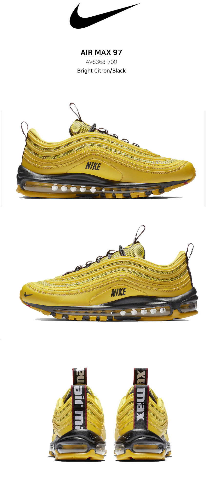 245b87117e NIKE [Priority Shipping] Air Max 97 │Curated Collections of Global ...